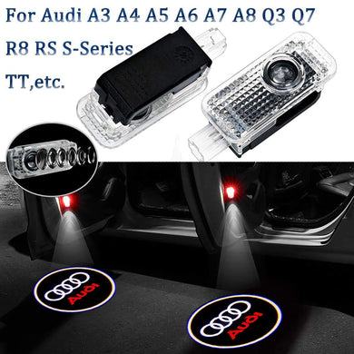 Audi Logo Light for car
