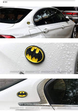 Load image into Gallery viewer, install batman logo in car