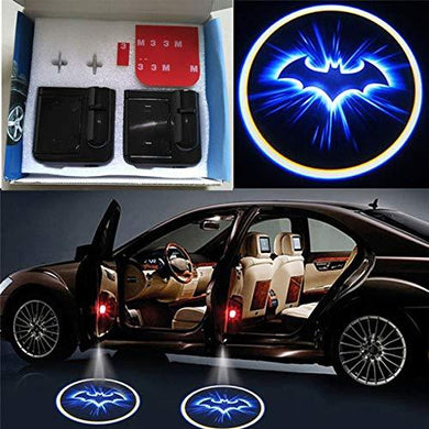 Wireless batman shadow light for car