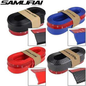 Four Different colour for samurai Roll
