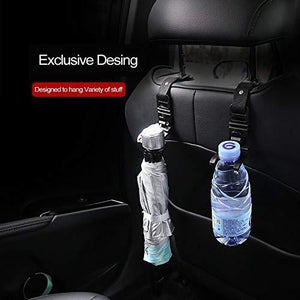 Exclusive design of car bottle bag holder