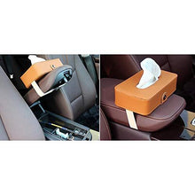 Load image into Gallery viewer, Where you can install headrest tissue box holder in car