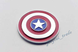 Captain america logo for all vehicle