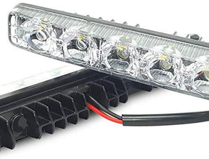 DRL 9 Led Light for all car