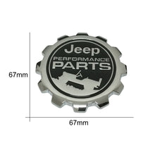 Load image into Gallery viewer, Jeep Performance part logo size