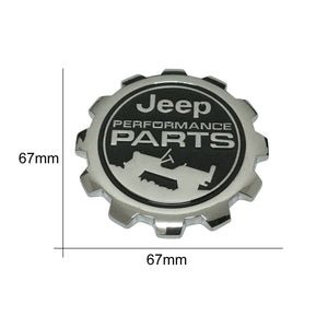 Jeep Performance part logo size