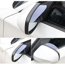 Load image into Gallery viewer, Installed Transparent side mirror blade for all car
