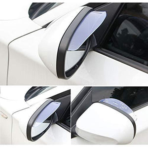 Installed Transparent side mirror blade for all car