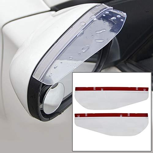 Transparent side mirror blade for all car