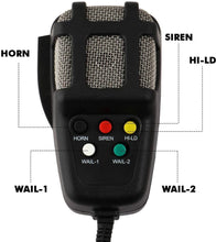Load image into Gallery viewer, Car siren mic with instructions