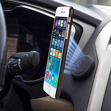 Slim Cell phone holder for car
