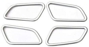 4 Pcs Chrome Interior for Honda Amaze