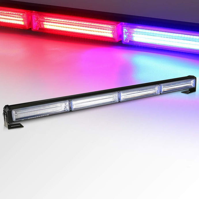 Bluie & Red Led Police For car