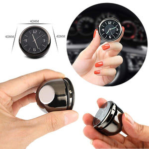 Size for car dashboard clock for hyundai car