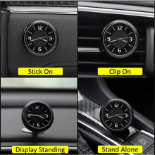 Load image into Gallery viewer, Multiple installation for car dashboard clock