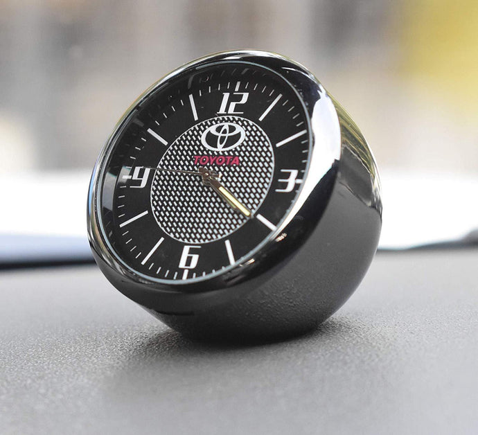 Car Dashboard clock for Toyota