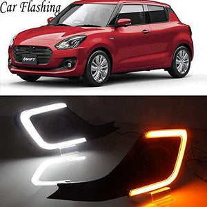 daytime running light for maruti suzuki swift