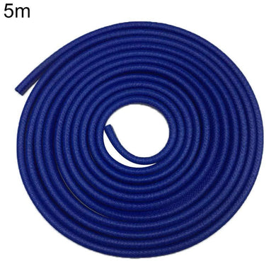 5 meter door beading in blue colour for car
