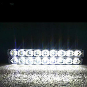 DRL 9Led  Light in Cool white Colour