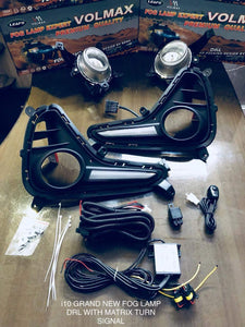 Fog Drl Light For Hyundai grand i10