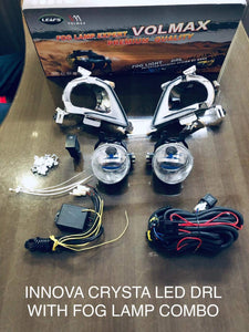 Fog Drl light for Toyota Innova Crysta