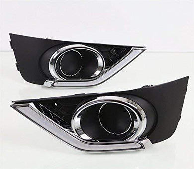 2 pc Fog lamp for honda Br-v