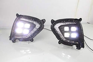 2 pcs Fog Lamp For Hyundai Creta