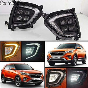 Fog Lamp For Hyundai Creta
