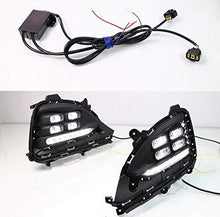 Load image into Gallery viewer, Set of 2pcs of Fog Lamp for Hyundai i20 Elite