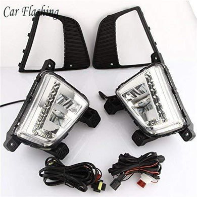 Fog Lamp with wire for Hyundai Creta