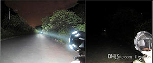 Installed Hid Fog Light in cars
