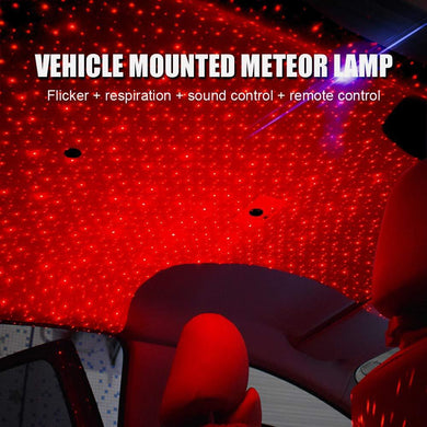Vehicle Mounted Light on car roof