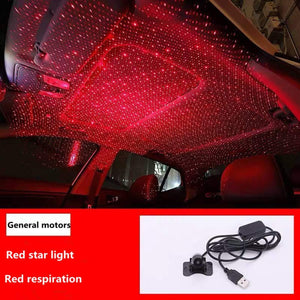 Red Star light for all car