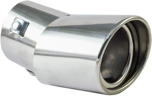 Muffler tip show pipe for hyundai Elite i20