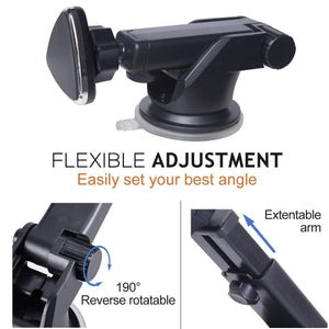 Flexible adjustable easily set for your best angle