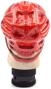 Red Hat Cap Skull Gear Knob For all car