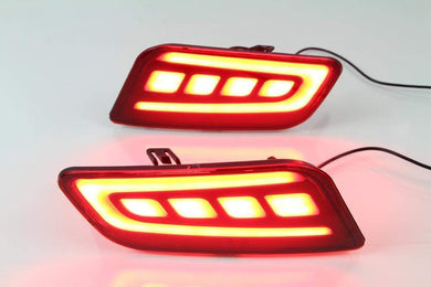 Reflector brake light for Ford Endeavour