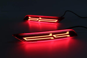 Reflector brake light for Honda City