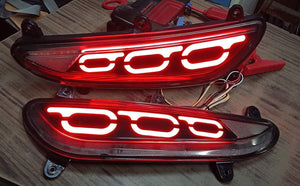 ON Reflector brake light for hyundai i20 elite