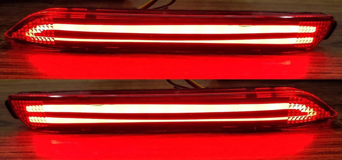 Reflector brake light for toyota innova