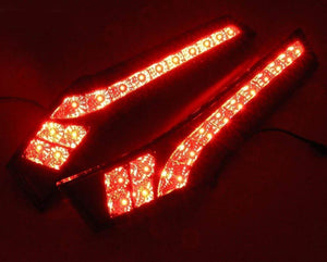 ON reflector brake light for Honda Jazz