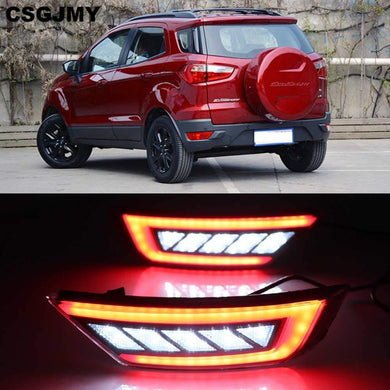 Reflector Light For Ford Ecosport Car