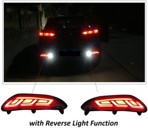 Reflector brake light for Hyundai Elite i20