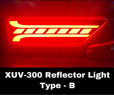 Reflector Light Type B For Mahindra XUV 300