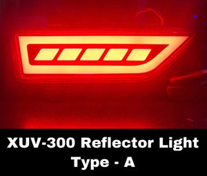 Reflector Light Type A For Mahindra XUV 300