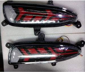 OFF LED Reflector Light For Toyota Elite i20