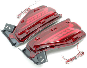 reflector brake light for toyota fortuner 2016 to 2018 models