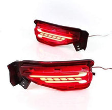 Load image into Gallery viewer, reflector brake light for toyota fortuner 2016 to 2018 models