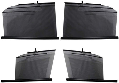 Side Window Automatic Roller Sun Shades for Ford Figo