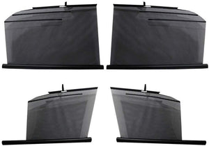 Side Window Automatic Roller Sun Shades for Honda City 2011 to 2014